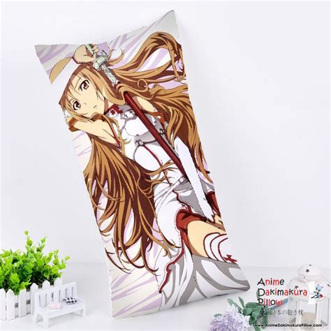 Anime Pillow Covers by New Asuna Sword Anime Dakimakura Rectangle