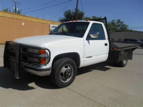 how cars run 1998 chevrolet g series 3500 user handbook sell used perfect running 1998 chevrolet 3500 dually flatbed single cab cold ac clean titl in