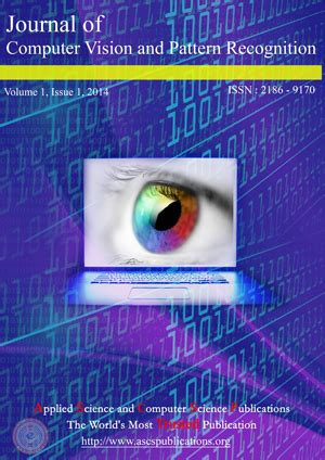 pattern recognition journal isi journal of computer vision pattern recognition jcvpr