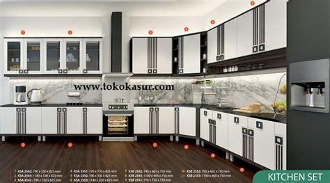 Kitchen Set Lemari Gantung Dapur Infinity 3 Pintu Rak Bumbu kitchen set murah harga kitchen set lemari dapur