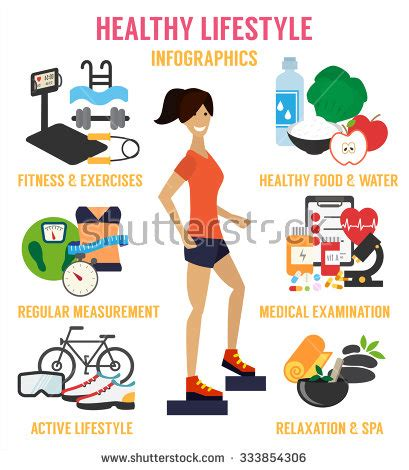 sport fitness a guide to a healthier lifestyle books active living clipart 14