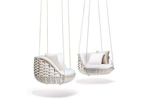 dedon swing swingme dedon lounge chair milia shop
