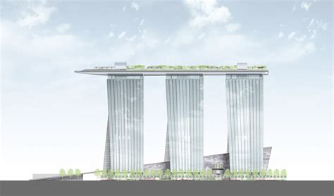 Elevation Design gallery of marina bay sands safdie architects 32