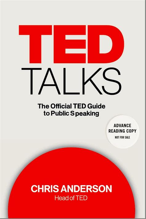 libro talk like ted the guide book review ted talks by anderson reviews work