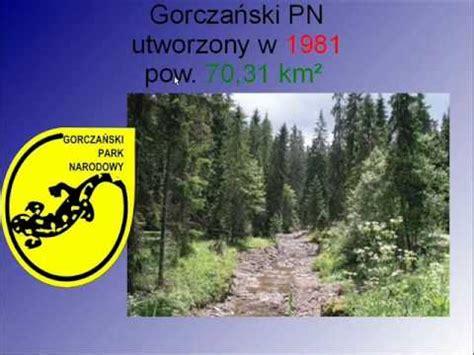Plakat O Polsce by Parki Narodowe Prezentacja Youtube