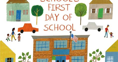 schools first day of books that heal kids book review s first day of