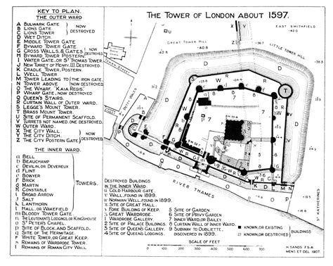 tower of london floor plan tower of london london england the exhibition list