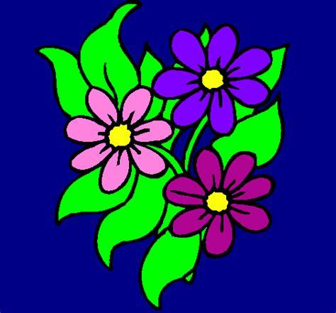 disegni di fiori bellissimi disegno fiorellini colorato da utente non registrato il 20