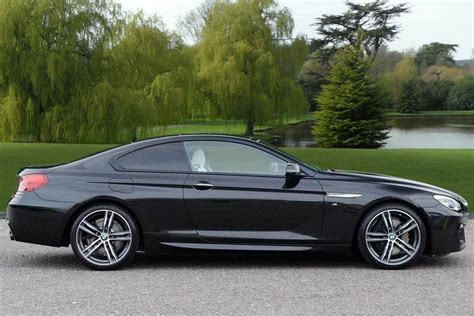 Sporty Series Size M used bmw 6 series 640d m sport coupe for sale what car ref warwickshire