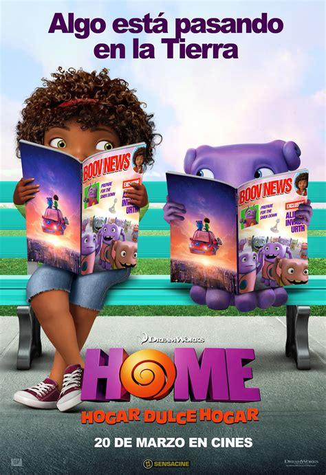 pap o mam pelcula 2015 sensacinecom cartel de home hogar dulce hogar poster 5 sensacine com