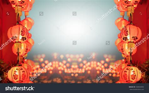 official new year in china new year lanterns china town stock photo 558944092