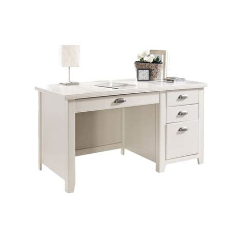 Tribeca Computer Desk Kathy Ireland Home By Martin Furniture Tribeca Loft White Writing Desk Reviews Wayfair