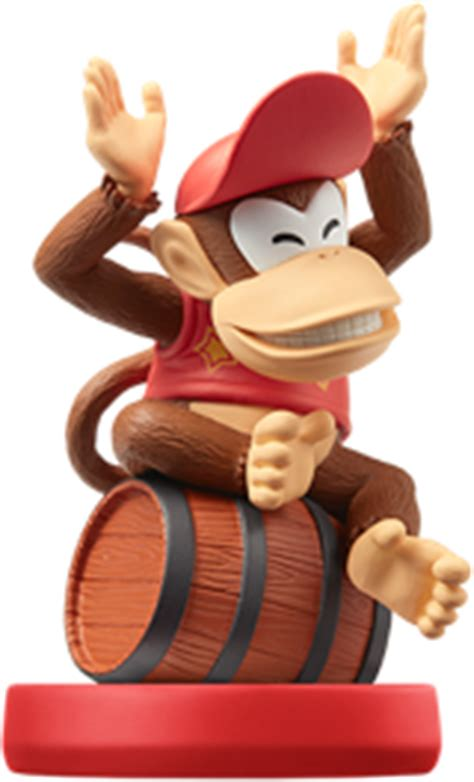 Supersmash Series Diddy Kong Amiibo diddy kong mario amiibo wiki fandom powered by