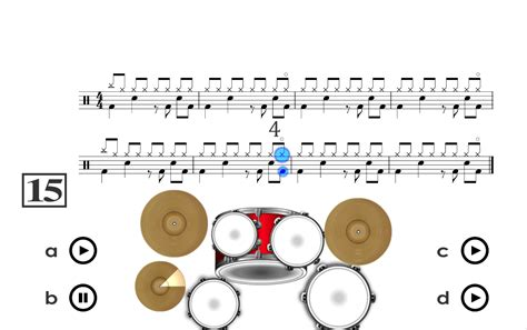 tutorial playing drum learn how to play drums 1mobile com