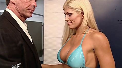 torrie wilson backstage wwe torrie wilson vince mcmahon kiss backstage youtube