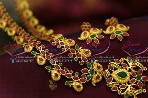 NL4325 Ruby Emerald Latest Design Broad Long Haram Real
