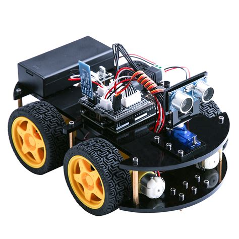 car kit elegoo uno project upgraded smart robot car kit v2 0