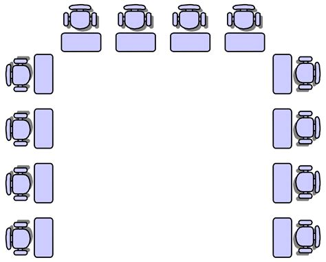 Classroom Layout For Training   classroom layout clipart 56