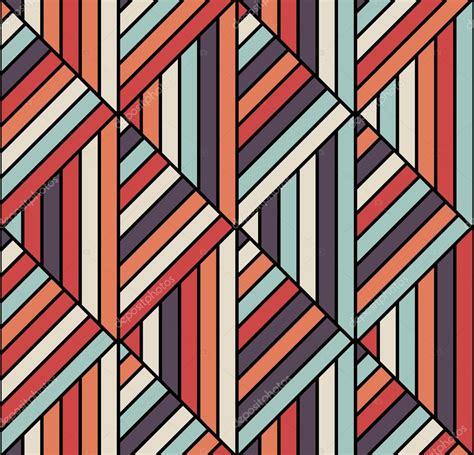 illustrator tutorial op art seamless geometric pattern in op art design vector art