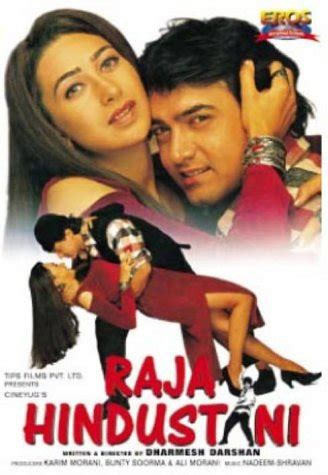 biography of movie raja hindustani raja hindustani 1996 bollywood ces acteur et actrices
