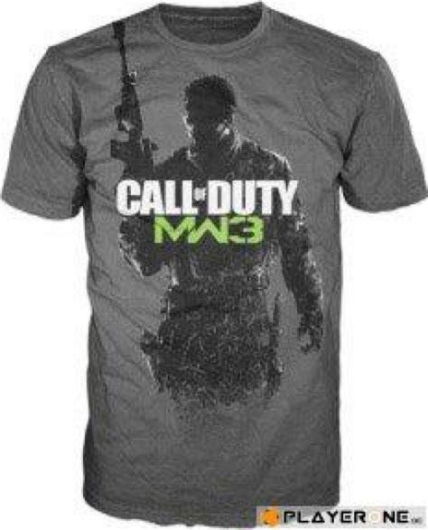 T Shirt Call Of Duty Mw3 Coklat multimedia shop magasin de jeux vid 233 o cyber caf 233