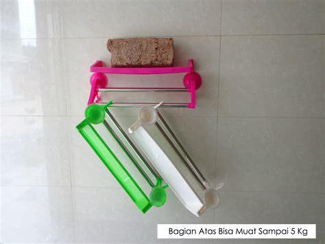 Rak Handuk Gantungan Handuk Rak Kamar Mandi 1 jual rak handuk 2 bar stainless rak kamar mandi tempat