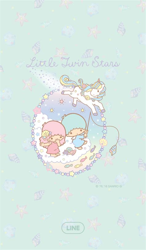 theme line twin little star cm hacked update new line theme shop 05 07 2016