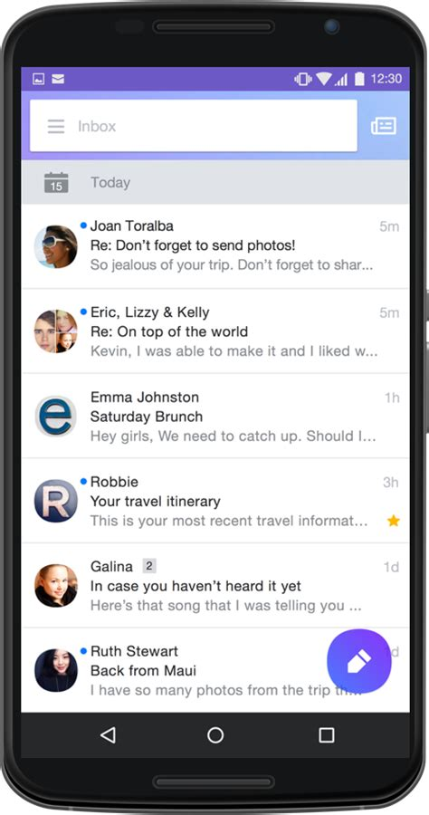 Yahoo Phone Search Yahoo Mail App Introducing The New Yahoo Mail App Yahoo Uk
