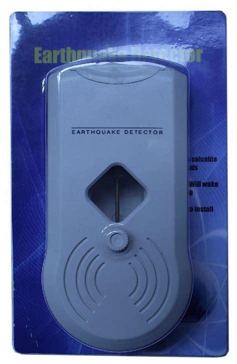 diy earthquake detector earthquake detector