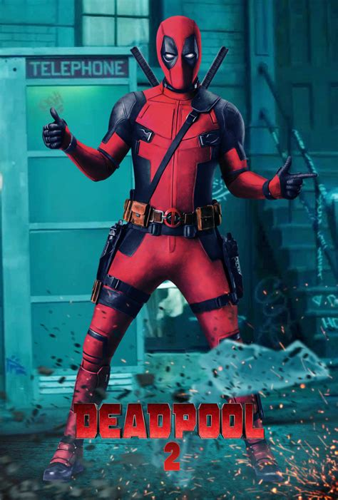 deadpool 2 poster deadpool 2 poster 2018 by edaba7 on deviantart