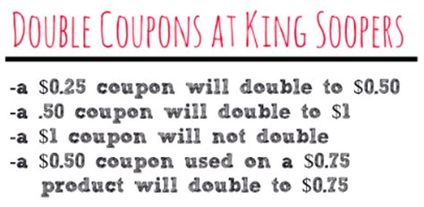 Check King Soopers Gift Card Balance - how do coupons double in value 2017 2018 best cars reviews