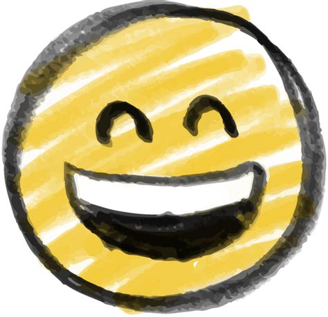 smiley jaune emoji yellow dessin smile sourire content happy image animated gif