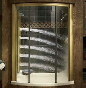 amazing spa shower system by kohler home design
