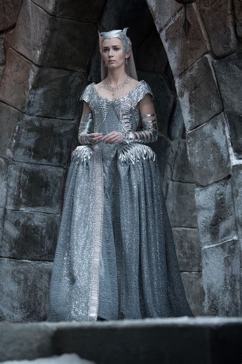 Get The Look An For The Snow by Photos Charlize Theron Emily Blunt Get The Royal