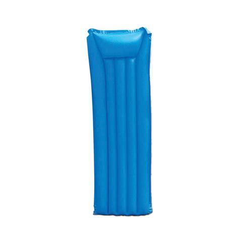 blow up pool bed aquafun economy air mat swimming pool inflatable bed mattress 183cm ebay