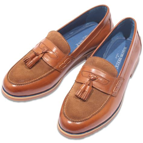 leather tassel loafer justin reece suede and leather tassel loafer adaptor
