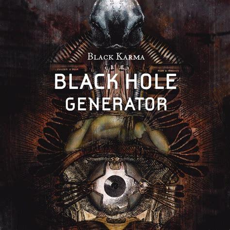 Black Karma black generator black karma ep 2006 industrial