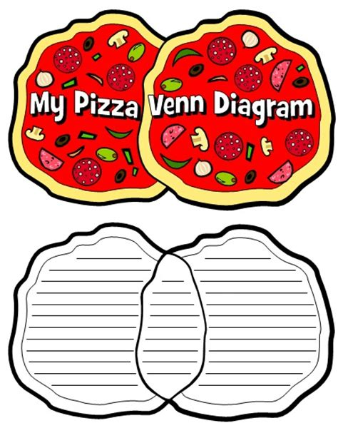 pizza book report template book report poster template images