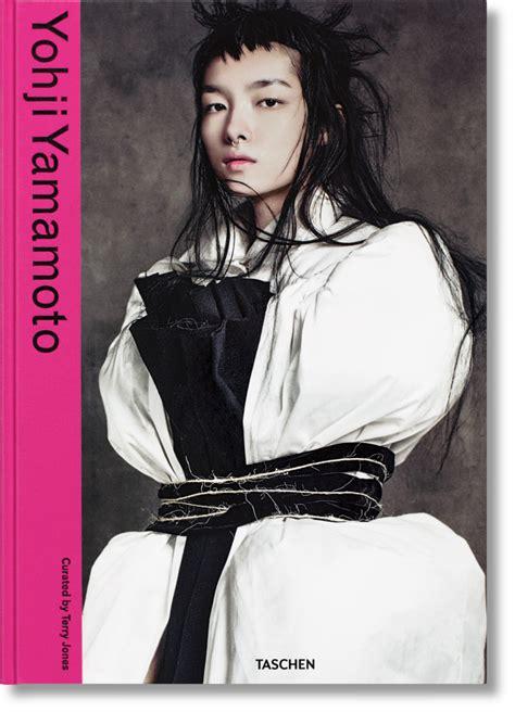 yohji yamamoto taschen books