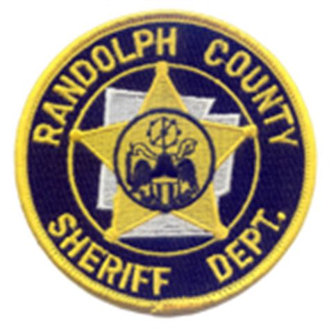 Randolph County Sheriff S Office by Reflections For Town Marshal Z Norris Randolph