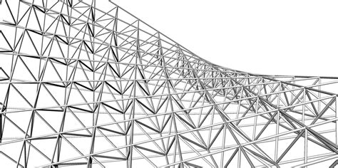 sträucher exercise 1 space truss structure the proving ground