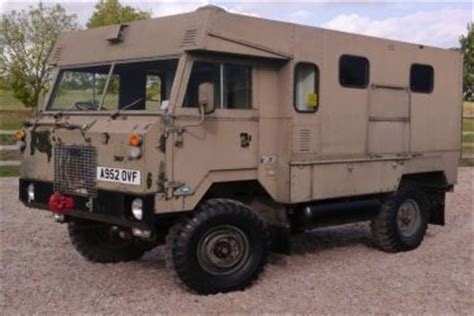 land rover 101 ambulance land rover 101 forward control ambulance land rover