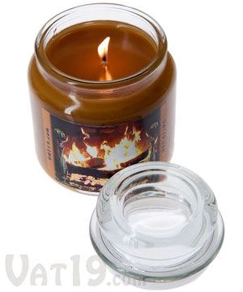 wood burning fires jars and places on