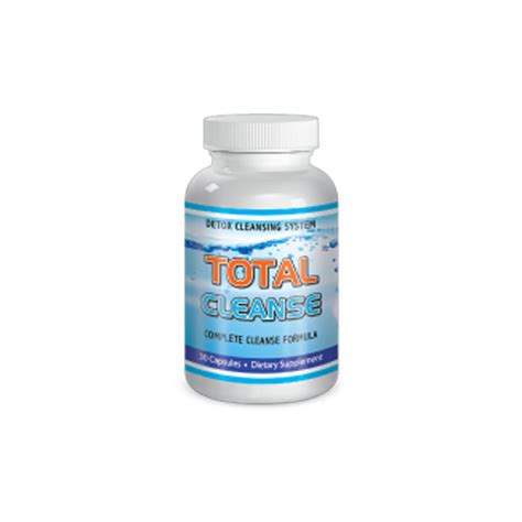 Total Detox Powder by Total Cleanse Vts