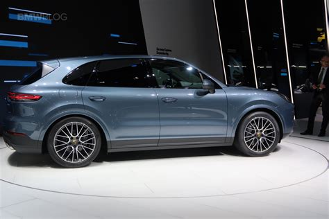 New Porsche by 2017 Frankfurt Auto Show The All New Porsche Cayenne