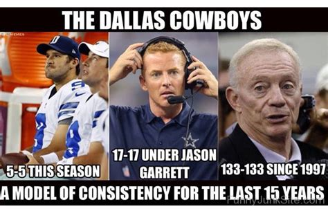 funny dallas cowboy memes pictures 187 a model of consistency