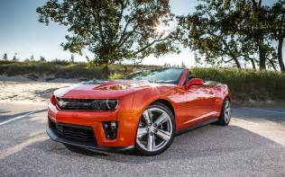 2013 chevrolet camaro zl1 convertible front three quarters