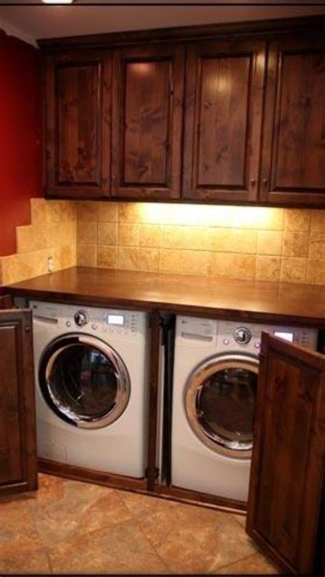 how to hide washer and dryer laundry room doors to hide washer dryer laundry room