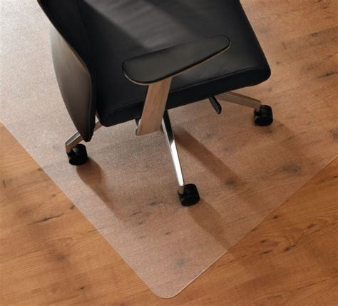 Wood Office Chair Mat by Rectangle Fiber Large Office Chair Mat For Wood