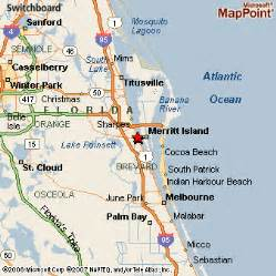 cocoa florida map cocoa florida